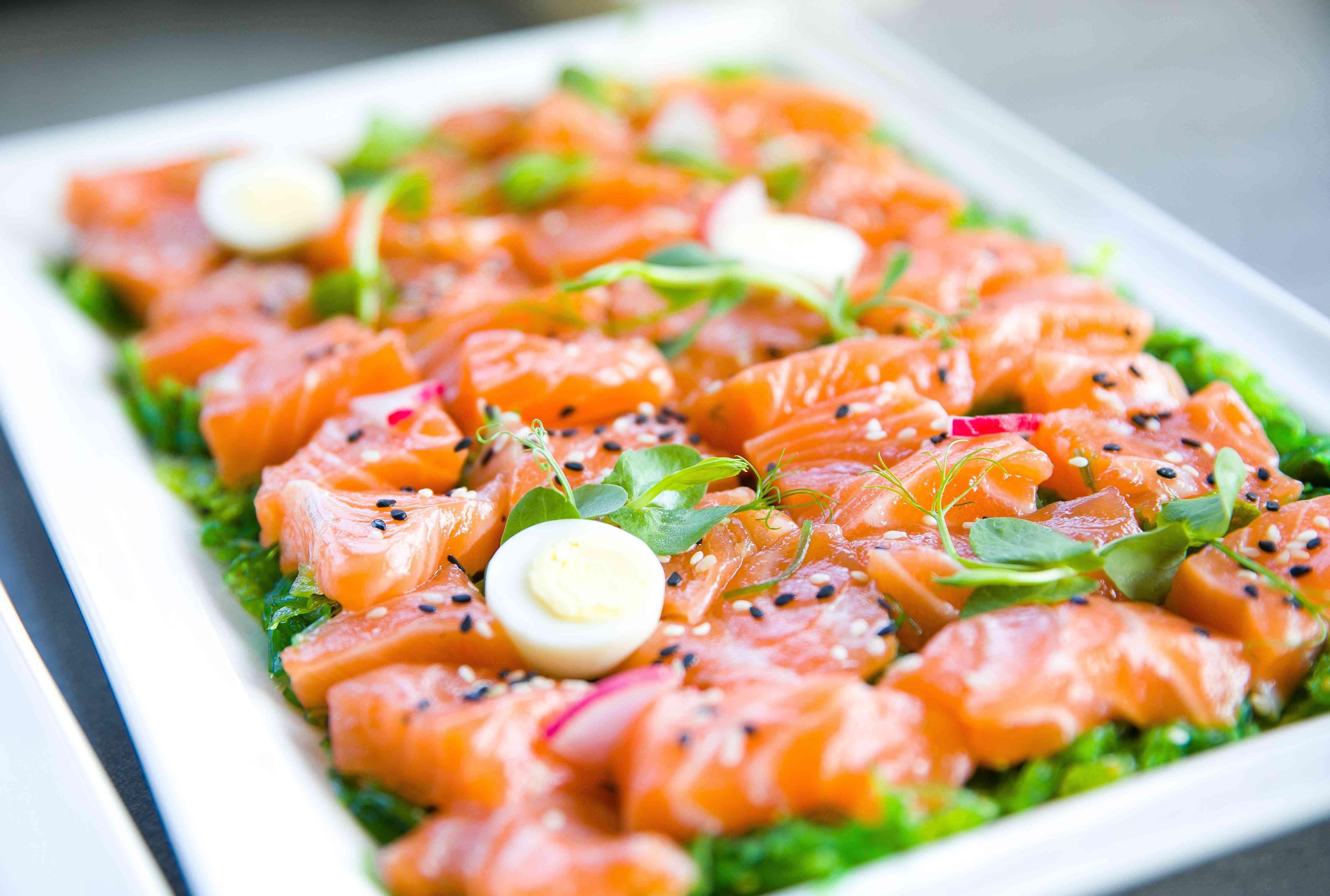 Salmon Sahimi