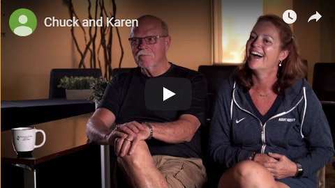 Chuck and Karen